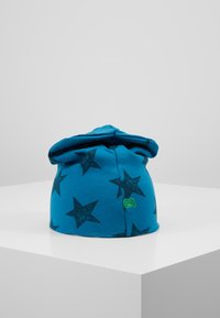 Fred's World by GREEN COTTON - STAR PEEP BEANIE - Pipo - deep blue - 3