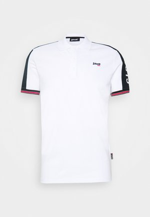 Polo - white/navy