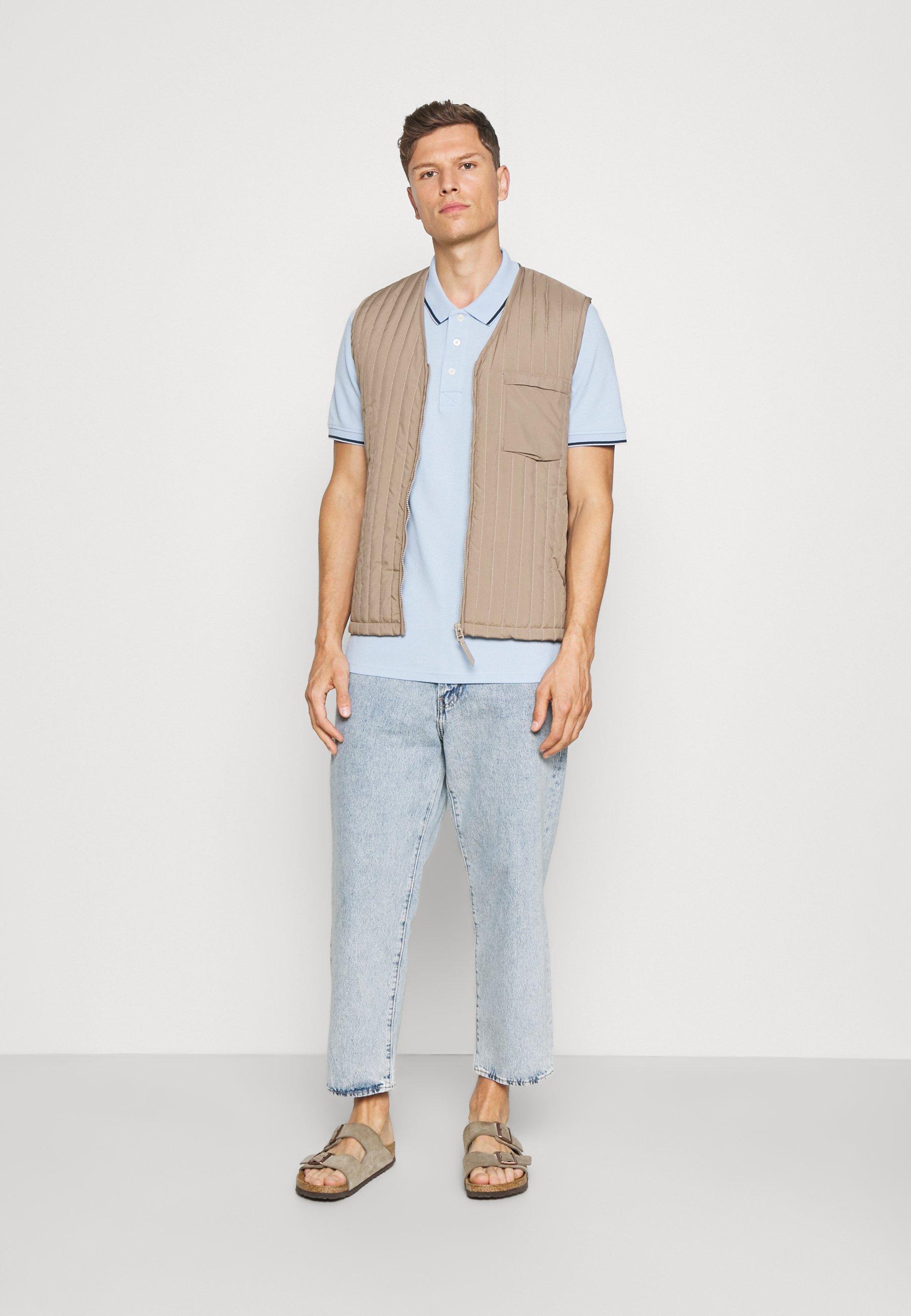Herrer TIPPED - Poloshirts