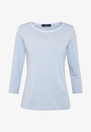 MULTIA - Top sdlouhým rukávem - azurblau