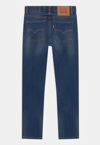 Levi's® - 510 ECO PERFORMANCE  - Vaqueros pitillo - dark blue denim - 1