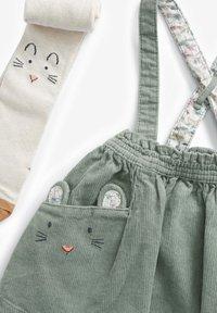 Next - A-line skirt - green - 2
