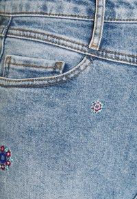 Desigual - JULIET - Straight leg jeans - blue - 2