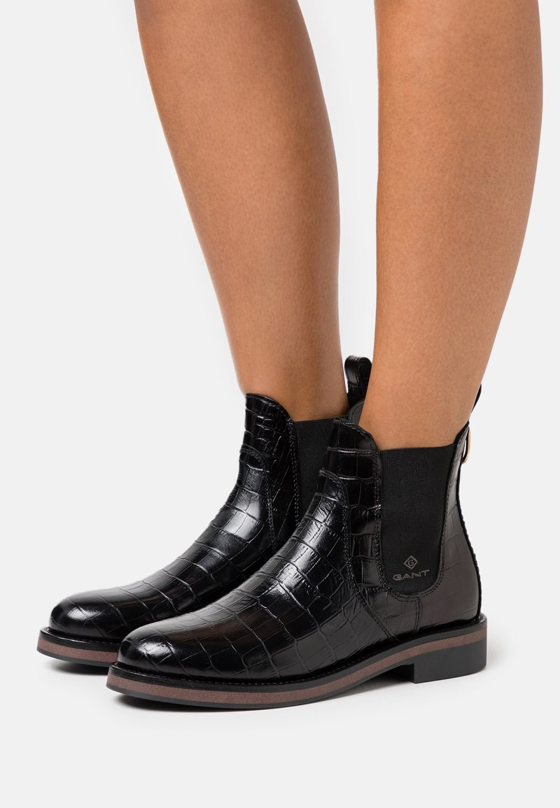 GANT - MALIIN CHELSEA - Classic ankle boots - black