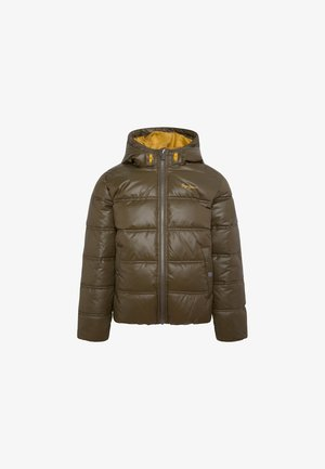 BAKER - Winter jacket - walnut