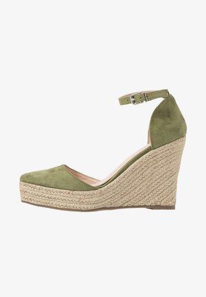 FYNN - High heels - khaki