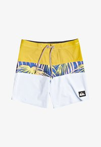 Quiksilver - HIGHLINE PARADISO - Badeshorts - honey - 0