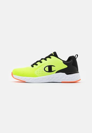 LOW CUT SHOE BOLD UNISEX - Sportschoenen - yellow/new black