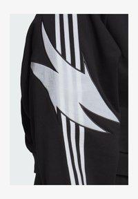 adidas Originals - FAKTEN HOODIE - Hoodie - black - 5