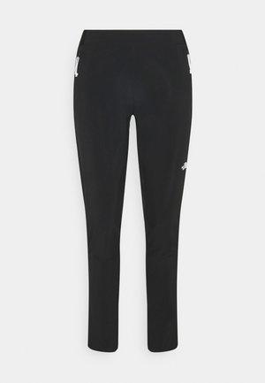 GLACIER PANT - Bukse - black