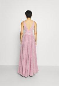 Mascara - Společenské šaty - ice pink - 2