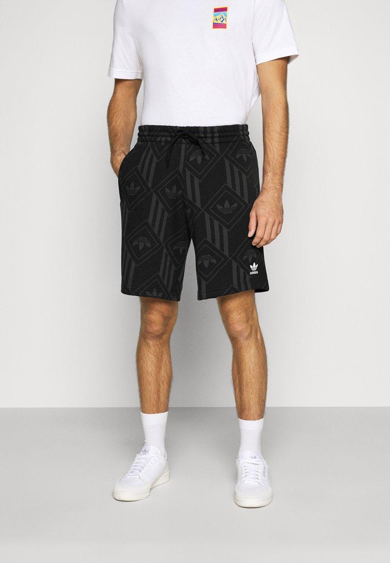 adidas Originals - MONO  - Træningsbukser - black