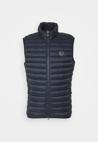 Marc O'Polo - NO DOWN STYLE - Waistcoat - total eclipse - 4