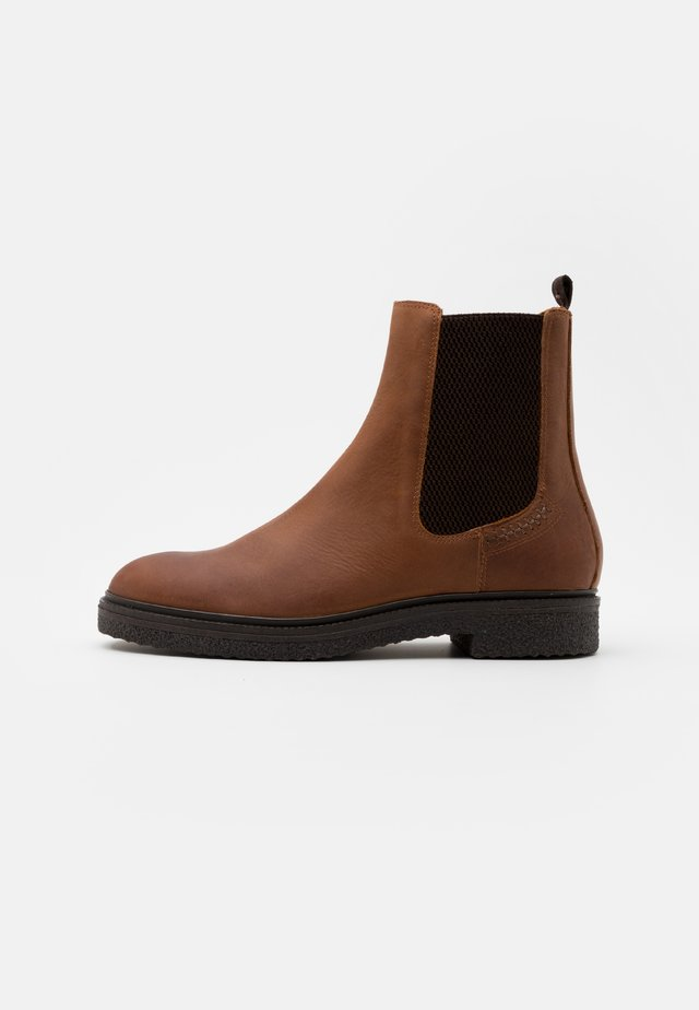 MARTELL - Classic ankle boots - tan