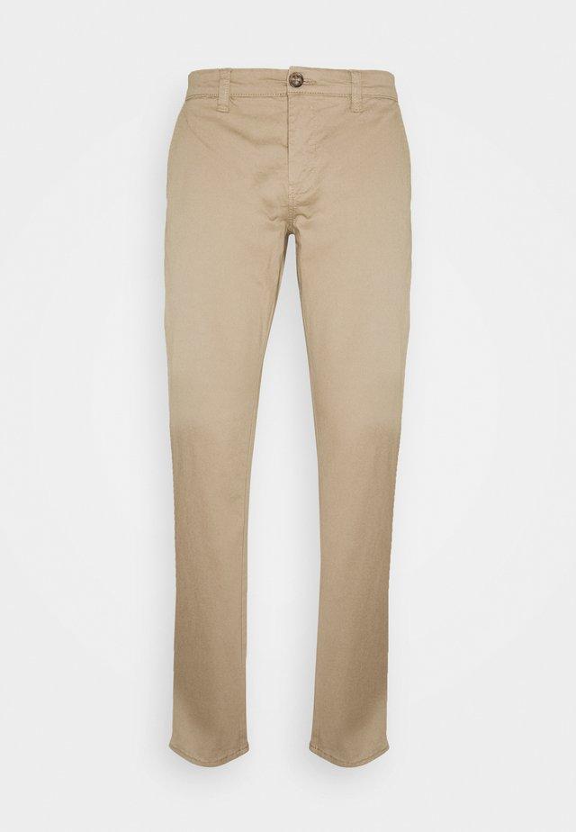 MACARL - Chino kalhoty - dune