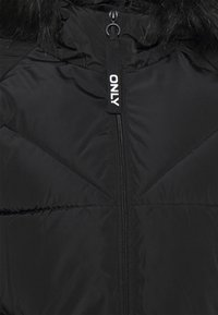 ONLY - ONLMONICA LONG PUFFER COAT  - Winter coat - black - 3