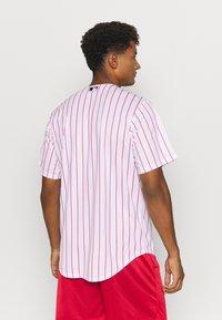 Nike Performance - MLB PHILADELPHIA PHILLIES OFFICIAL REPLICA HOME - Club wear - white/scarlet - 2