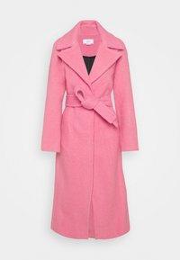 Victoria Victoria Beckham - BRUSHED COAT - Classic coat - candy pink - 3