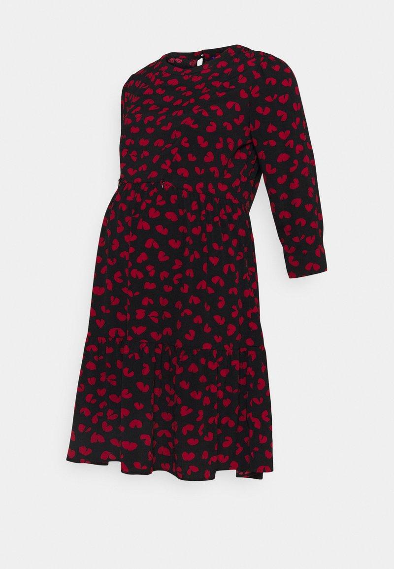 Seraphine - GITA - Sukienka z dżerseju - red