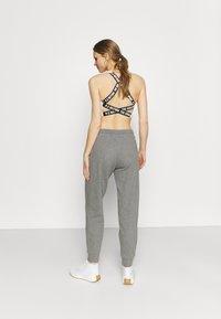 Calvin Klein Performance - PANTS - Tracksuit bottoms - grey - 2