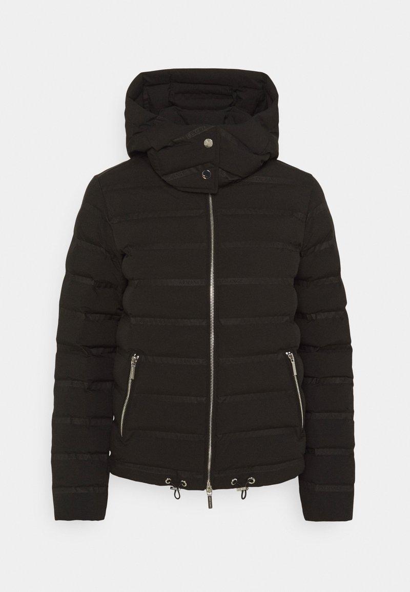 Armani Exchange - GIACCA PIUMINO - Down jacket - black