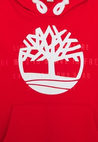 Timberland - HOODED - Hoodie - bright red - 2