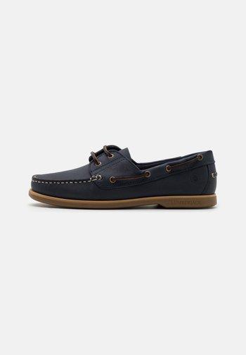 NAVIGATOR - Scarpe da barca - mood indigo blue