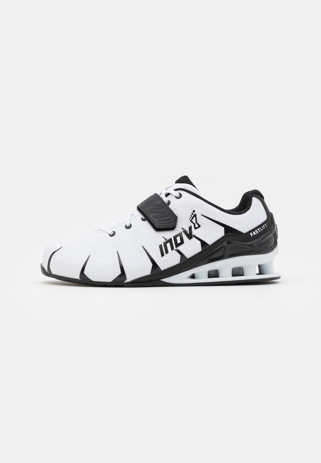 FASTLIFT 360 - Sports shoes - white/black