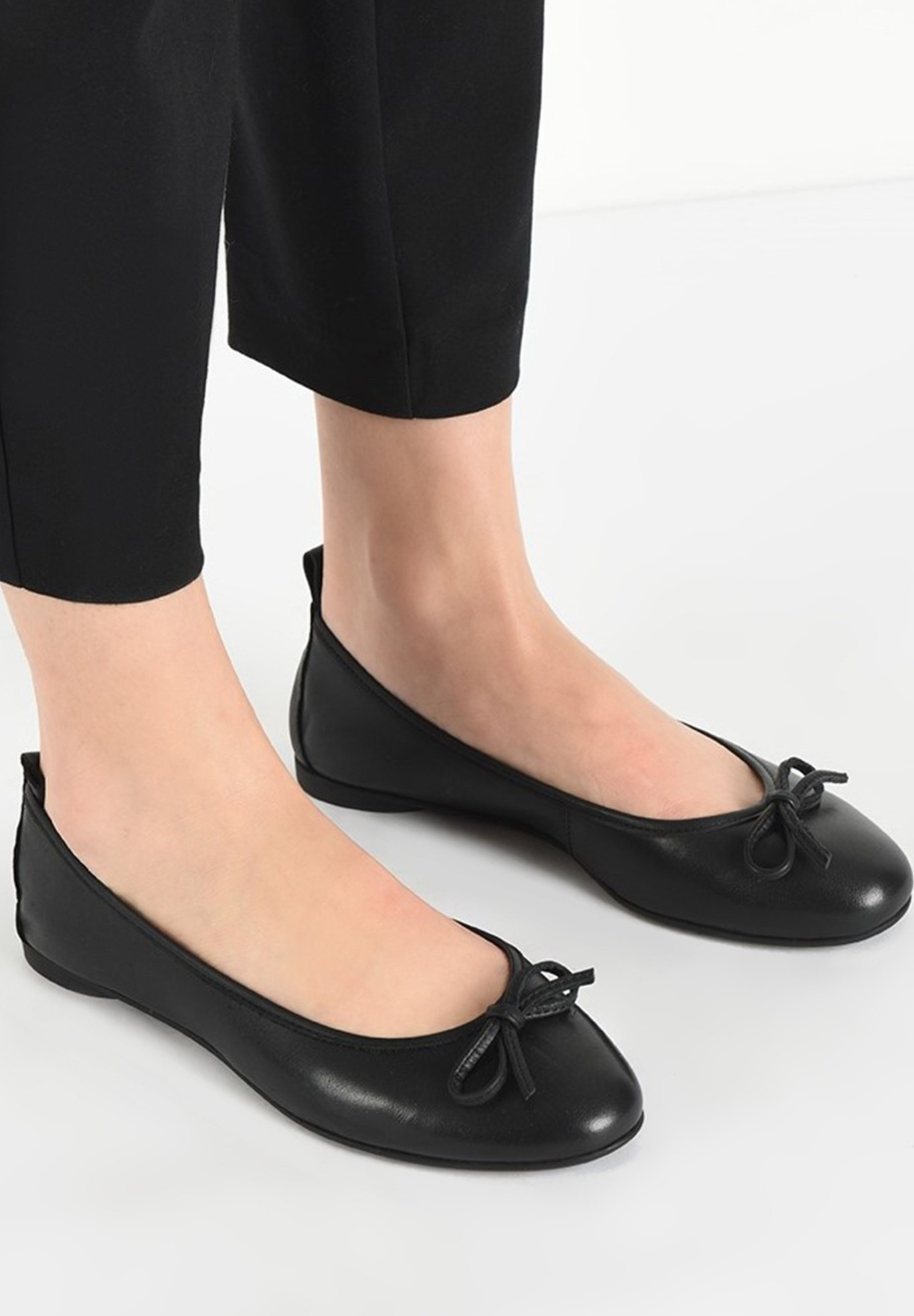 Damen Klassischer  Ballerina