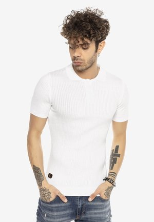 INDEPENDENCE - Polo shirt - white