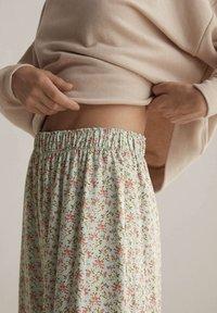 OYSHO - Pyjama bottoms - turquoise - 3