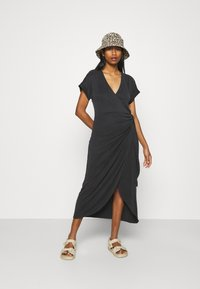 Monki - Day dress - black dark - 1