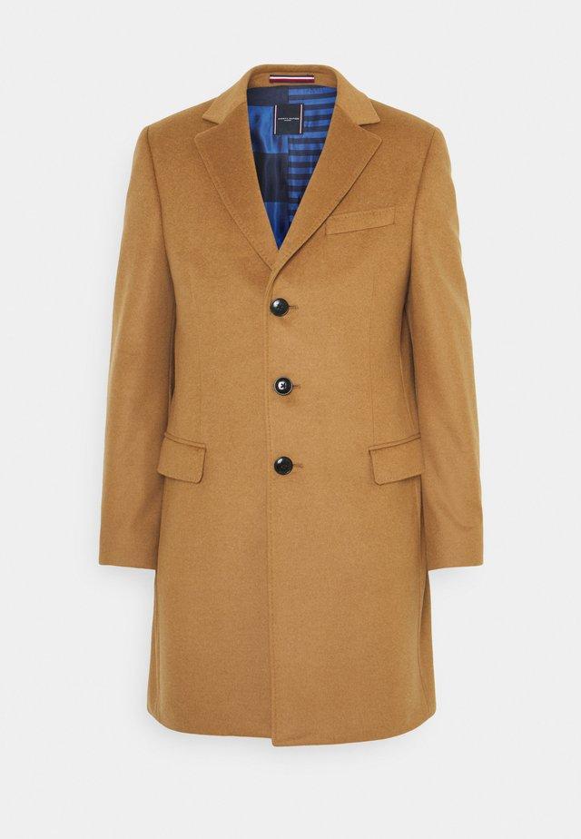 BLEND COAT - Płaszcz wełniany /Płaszcz klasyczny - brown