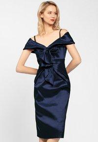 Apart - Cocktail dress / Party dress - dark blue - 0