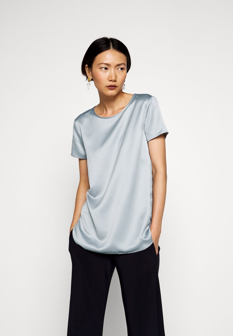 Max Mara Leisure - DETROIT - Blouse - light blue