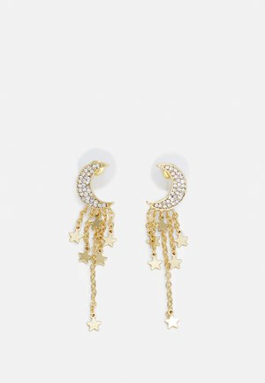 LOTHISWEN - Pendientes - clear/gold-coloured