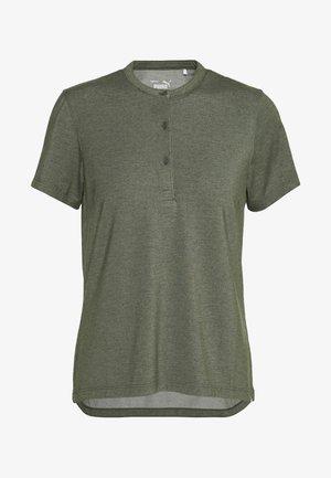 ESSENCE - Print T-shirt - thyme heather