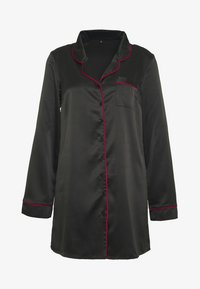 LingaDore - Noční košile - black - 3