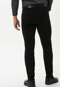 BRAX - STYLE CHRIS - Trousers - black - 2