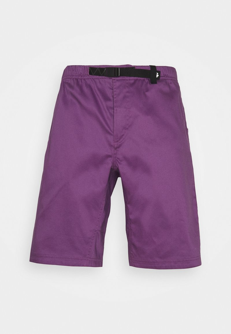 Jack Wolfskin - STAYAWAY  - Outdoor shorts - concord grape/black