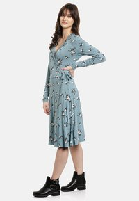 Vive Maria - Day dress - blau allover - 1