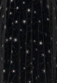 Missguided - PRINT TIE STRAP DRESS - Kjole - black - 2