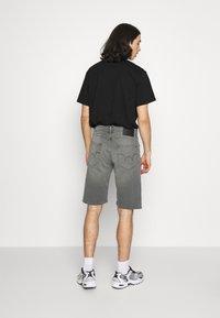 Edwin - Denim shorts - grey denim - 2