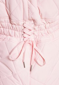 Missguided - SKI QUILTED CORSET SNOW - Jumpsuit - pink - 7