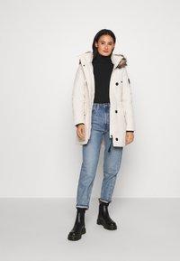 ONLY - ONLIRIS  - Winter coat - eggnog - 1
