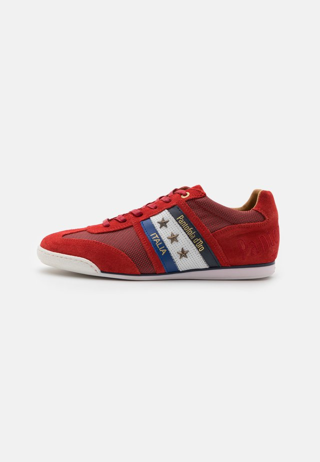 IMOLA UOMO - Trainers - racing red