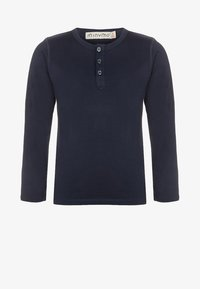 Minymo - Long sleeved top - dark blue - 0