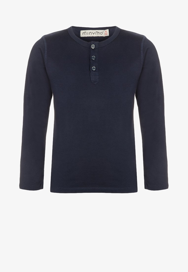 Minymo - Long sleeved top - dark blue