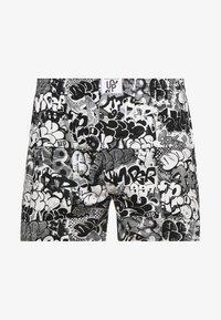 Lousy Livin Underwear - UNDERPRESSURE - Trenýrky - white - 2