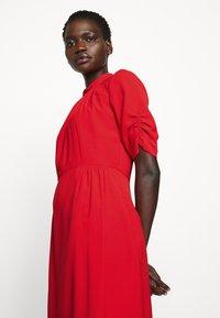 LK Bennett - VERONIQUE - Day dress - bauhaus red - 5
